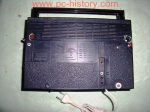 """Ещё один радиоприёмник  """"VEF 202 """" , но со шкалой отличной от той, что у первого приёмника что у меня есть."""