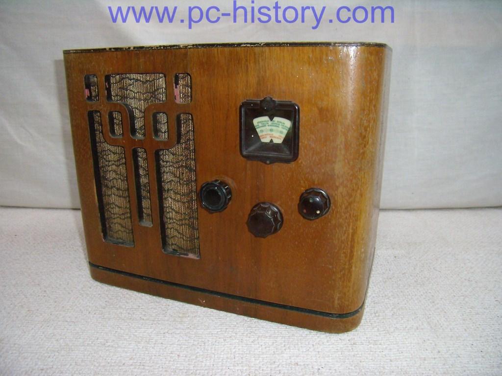 Radio VEFAR 2BD37