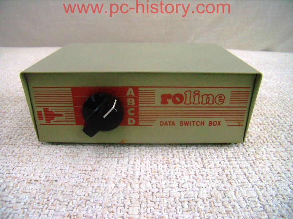 Roline Data Swich box