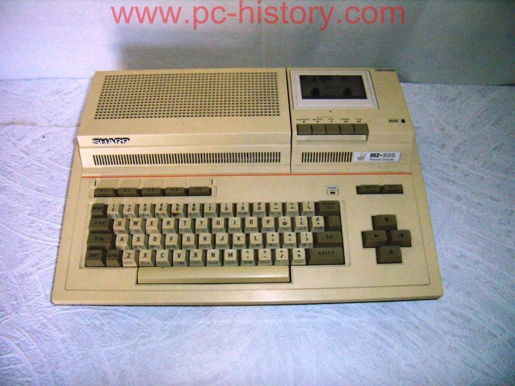 Sharp MZ-800