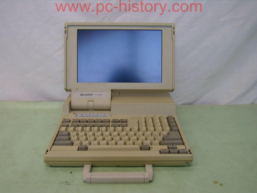 Sharp PC 4600