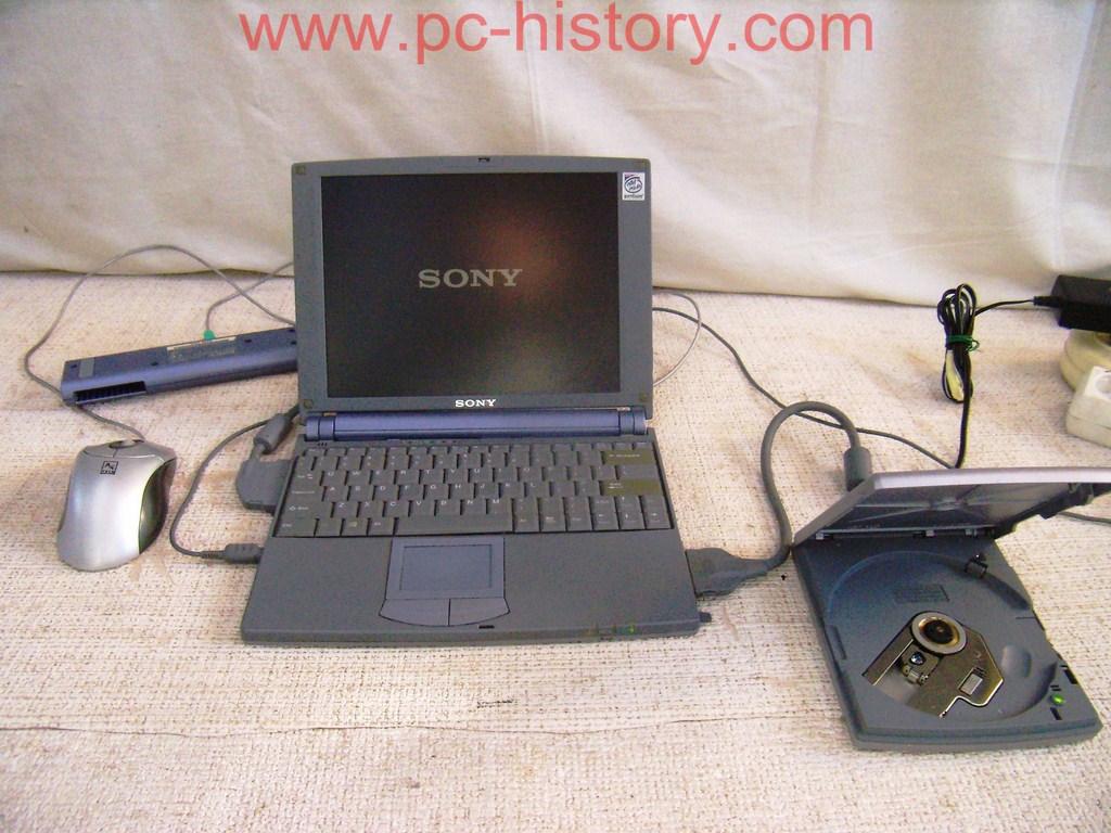 Sony Vaio 505fx
