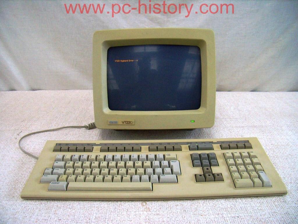 Digital VT220