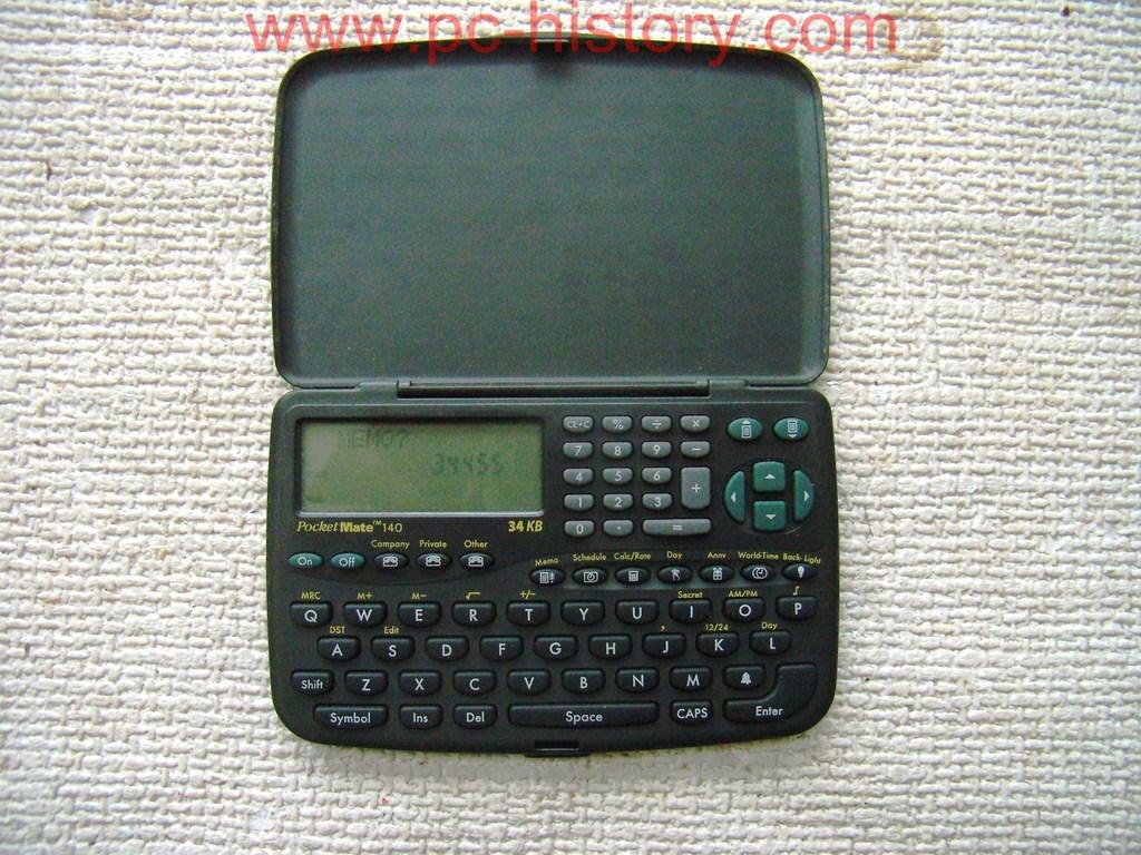 Texas Instruments PocketMate-140
