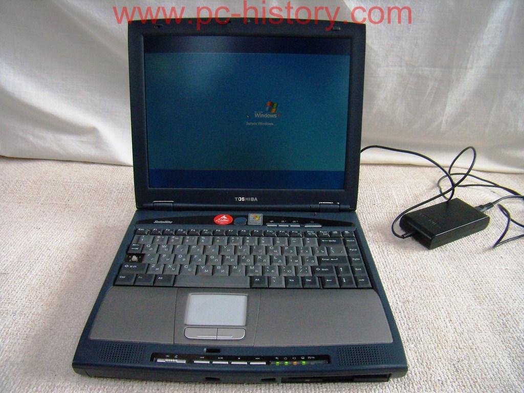 Toshiba Satellite 1800-S204