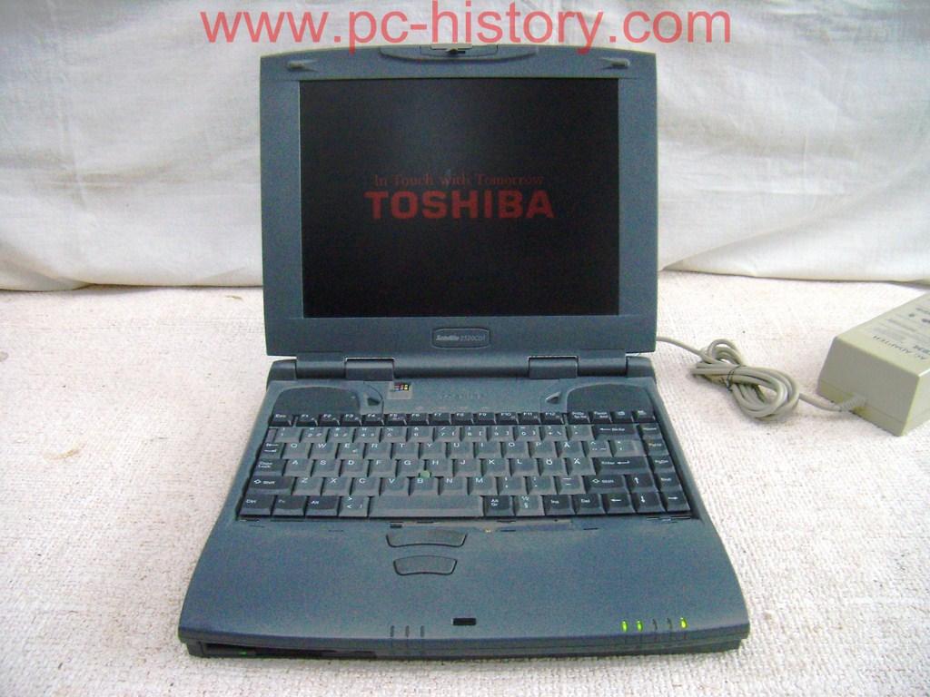 Toshiba Satellite 2520CDT