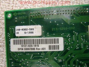 VIDEO CARD_STB_85675_210-0200-002_PCI_2MB_4
