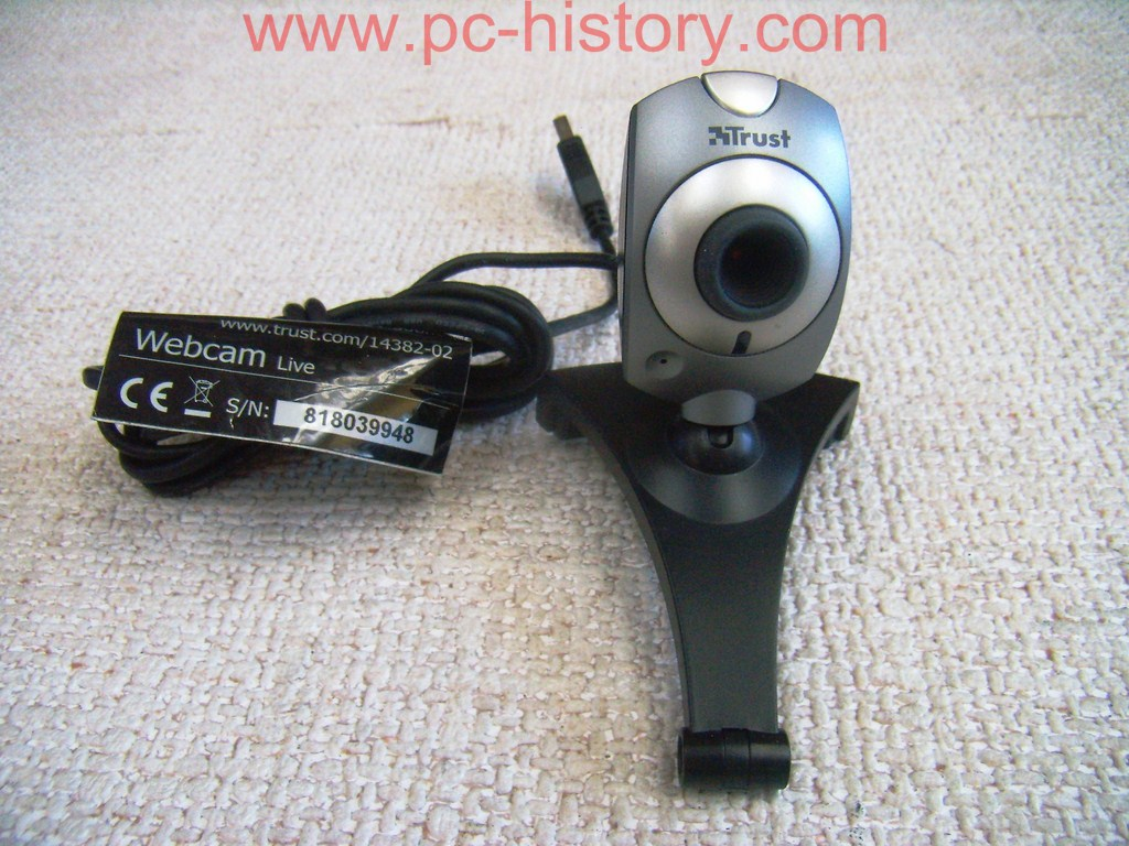 trust webcam 14382 driver download