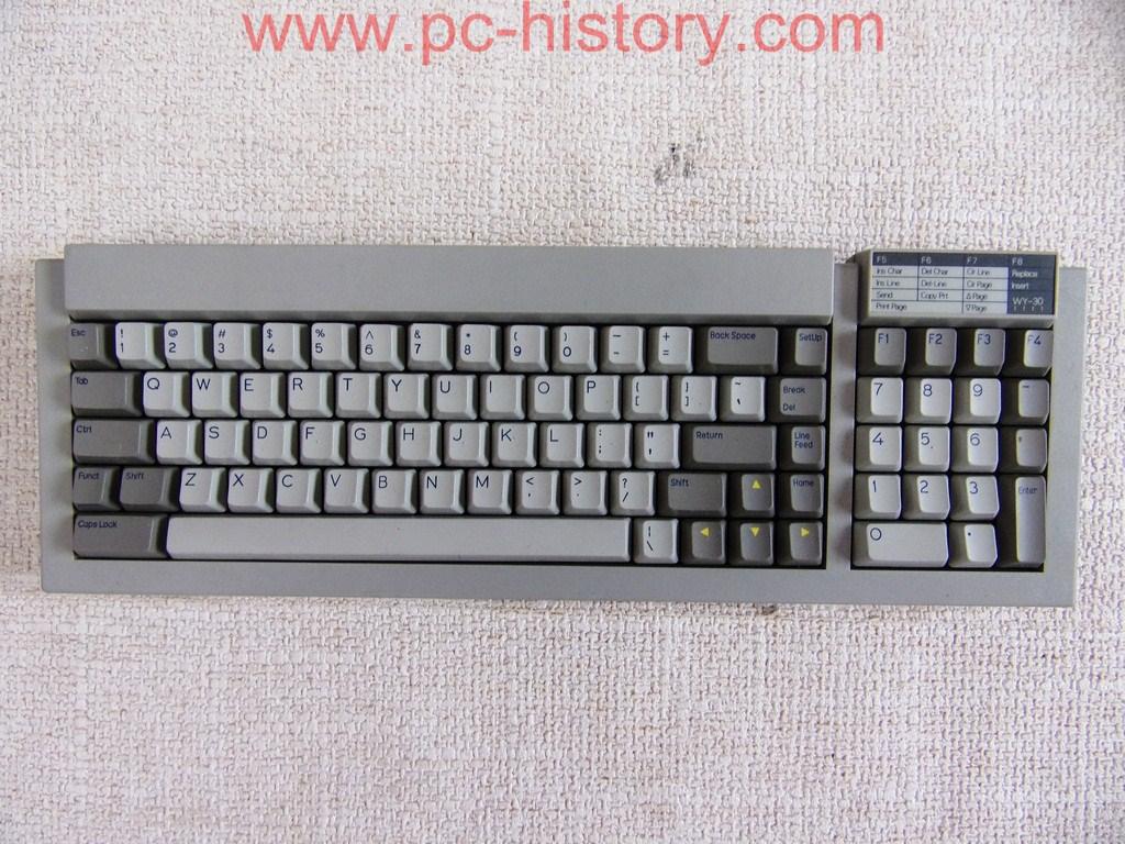 Wyse keyboard WY30