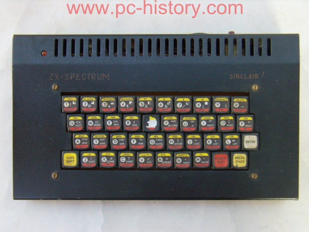 ZX Spectrum Sinclair II