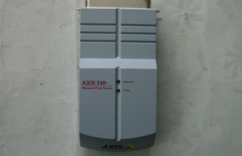 Axis 540