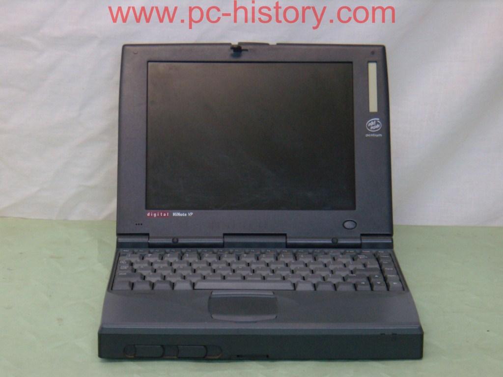 Digital HiNote VP (TS31D))