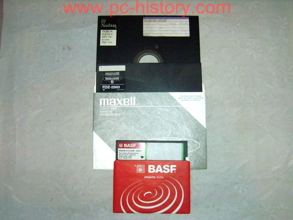 "Panasonic 8"" diskete"