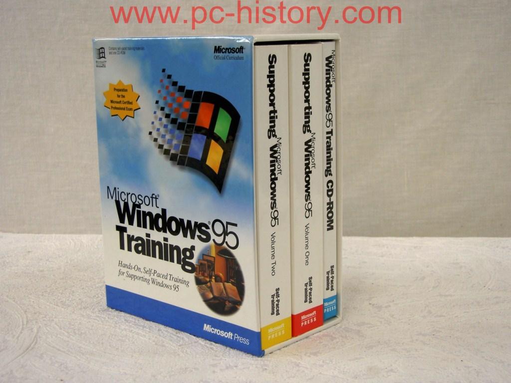MS Windows 95 treining